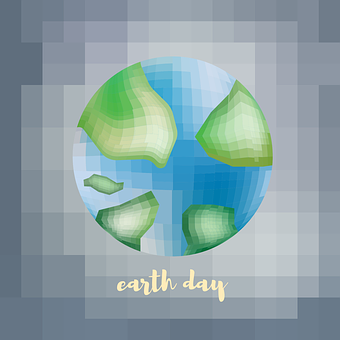 Earth Day is Monday, April 22nd