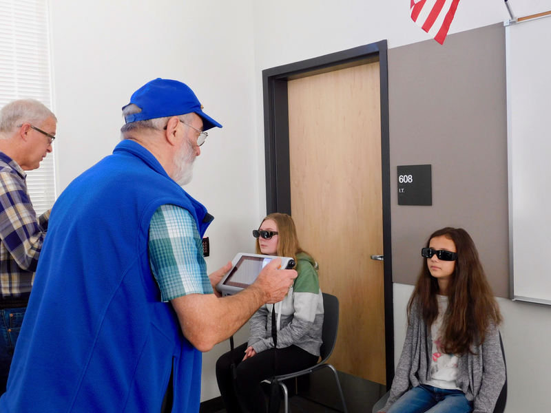 Lions Club Vision Screenings Make Sure Kids See Clearly