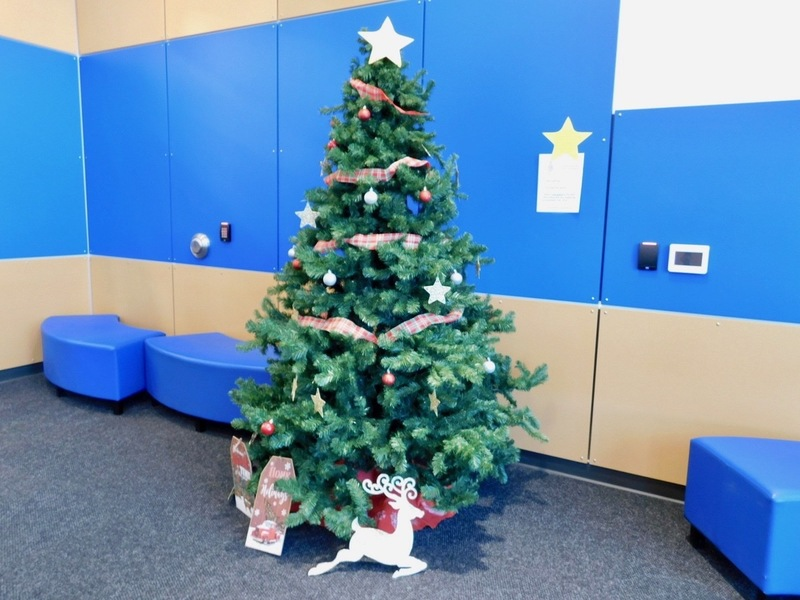 Giving Tree Makes Holidays Special for Ridgefield Students