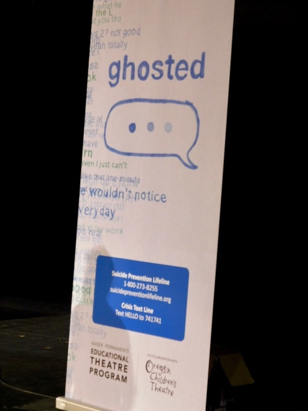 """Ghosted"" Opens the Door for Mental Health Awareness"