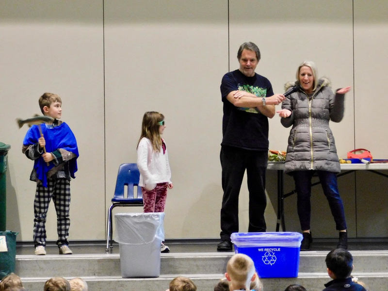 Clark County Green Schools Teaches Kids About Sustainability